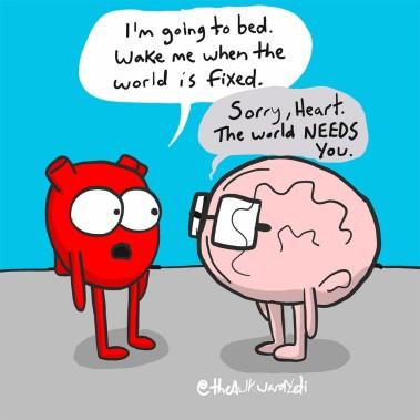 heart yeti